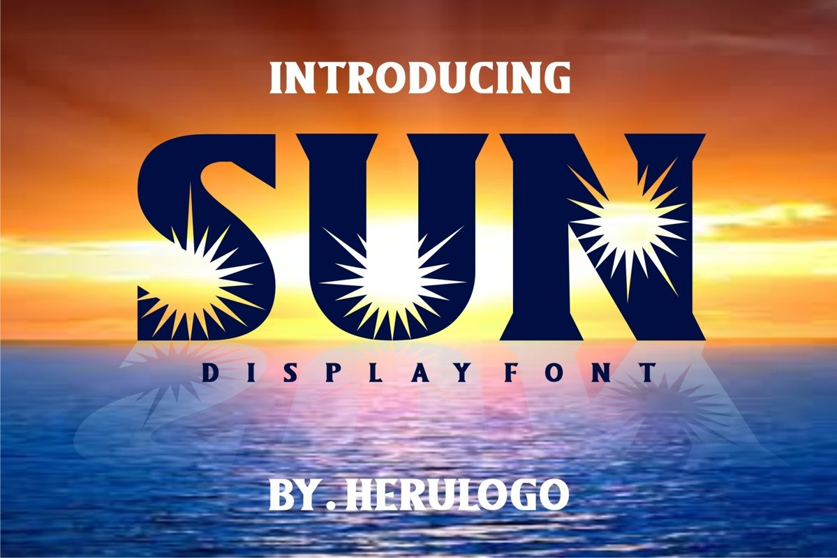 SUN example image 1