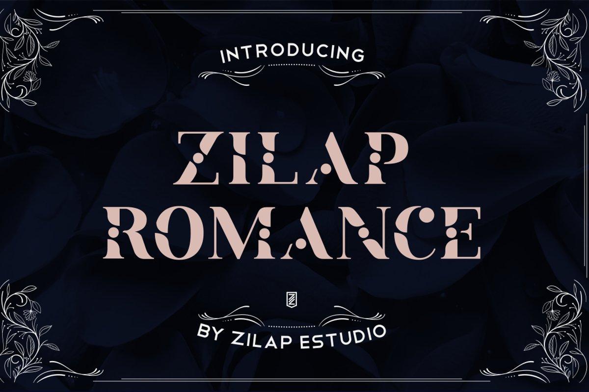 Zilap Romance example image 1
