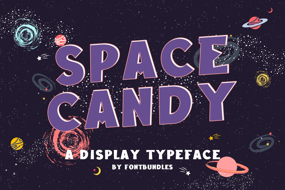Space Candy example image 1