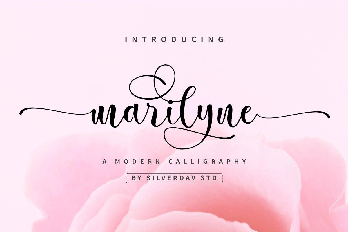 Marilyne example image 1