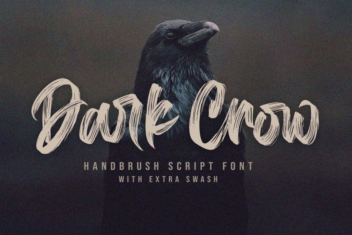 Dark Crow example image 1