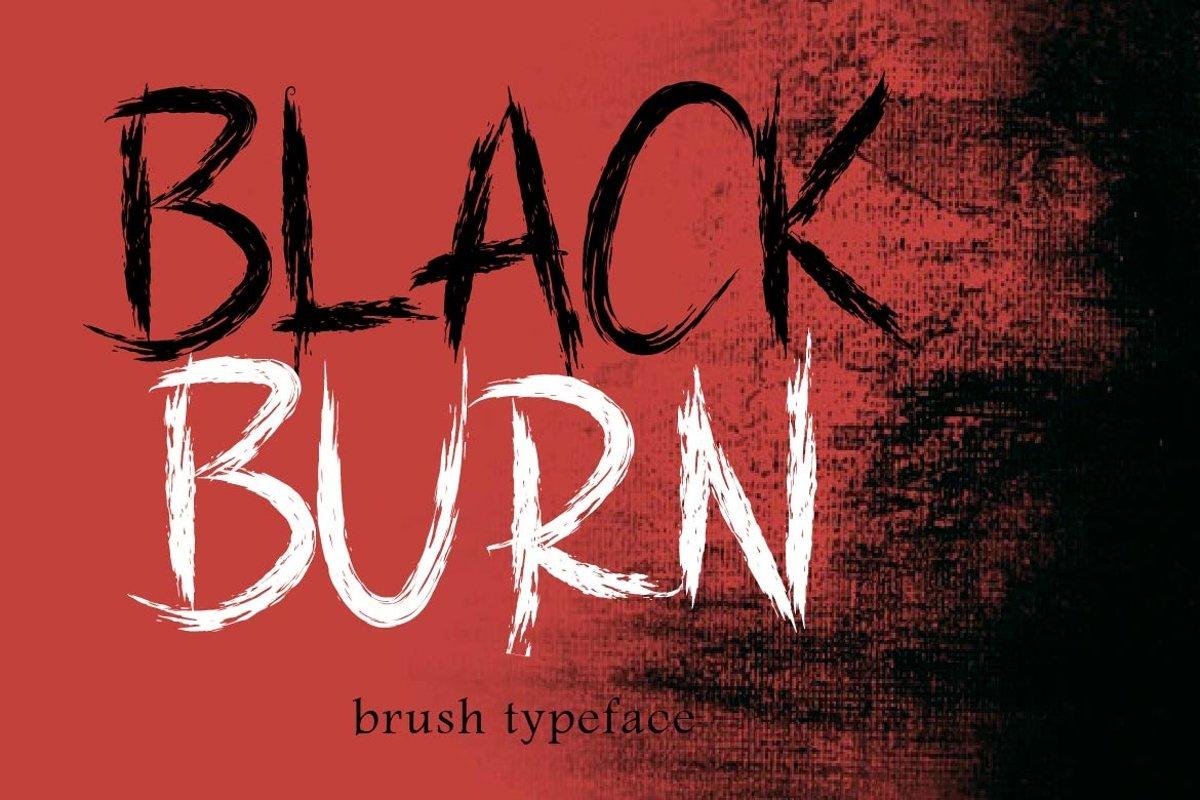 BLACKBURN example image 1