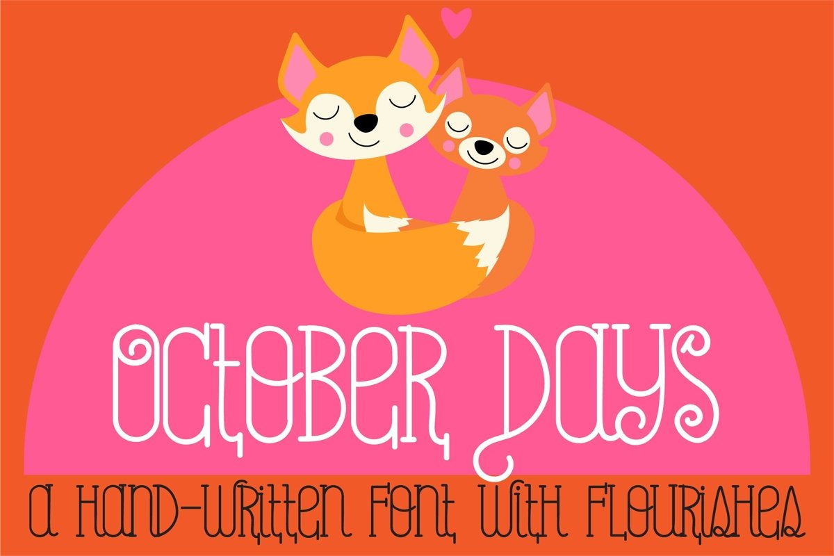 PN October Days example image 1