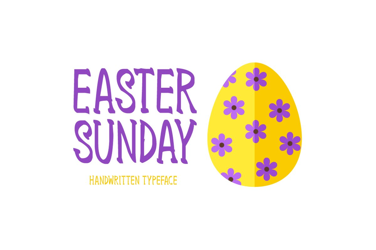 Easter Sunday example image 1