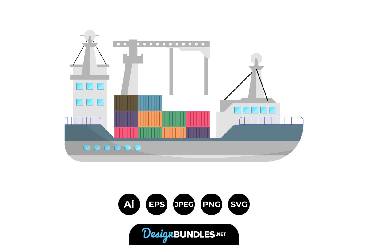 Ship Illustrations example image 1