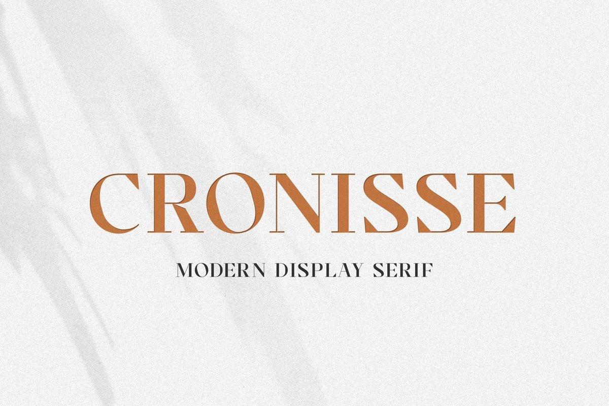 Cronisse example image 1