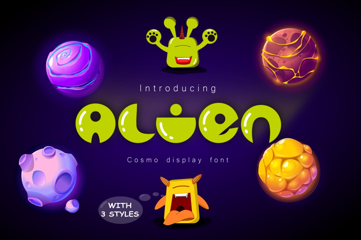 Alien example image 1
