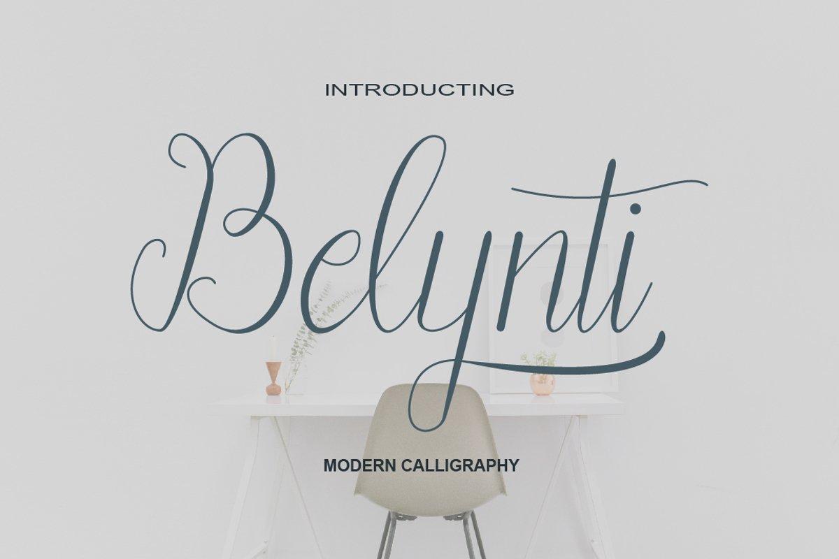 Belynti example image 1