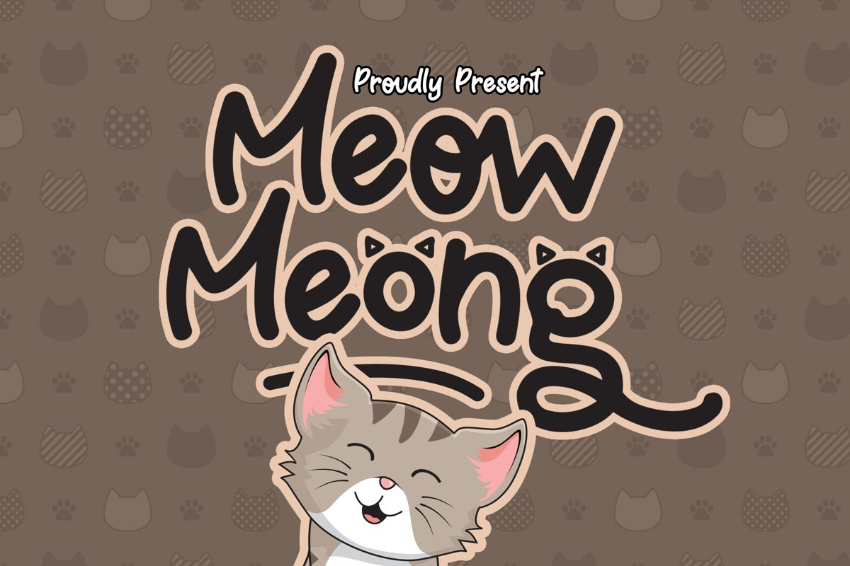 Meow Meong example image 1