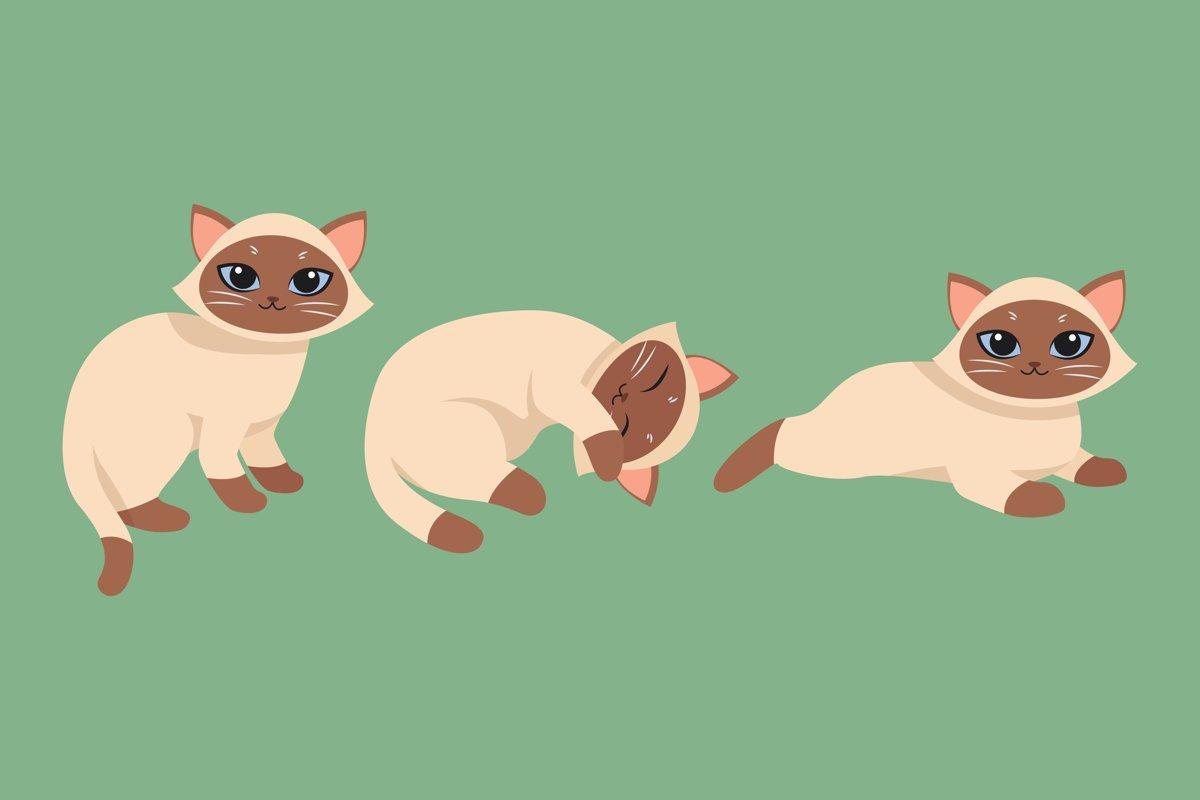Kitten Illustrations example image 1
