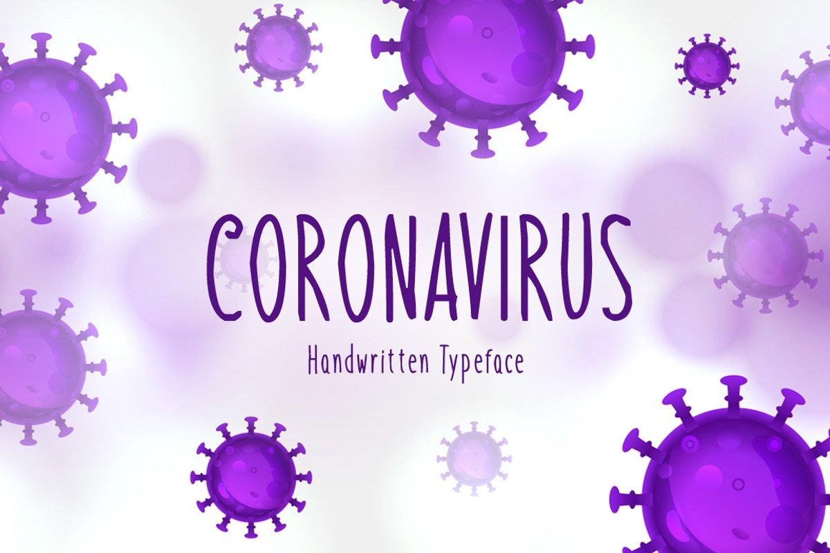 Coronavirus example image 1