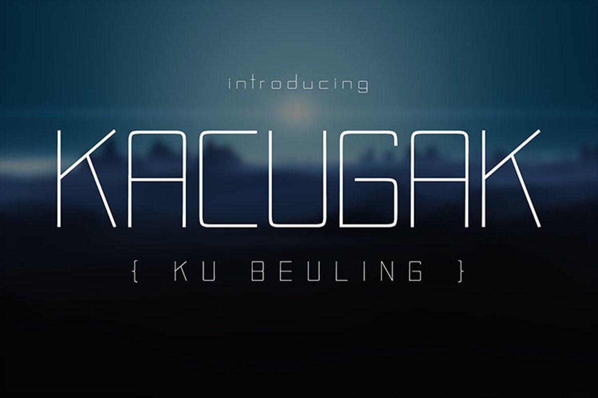 Kacugak example image 1