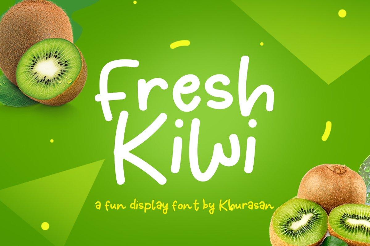 Fresh Kiwi example image 1