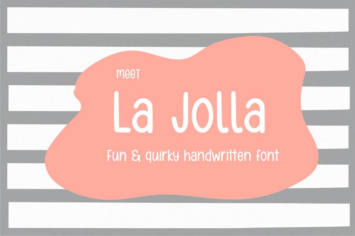 La Jolla example image 1
