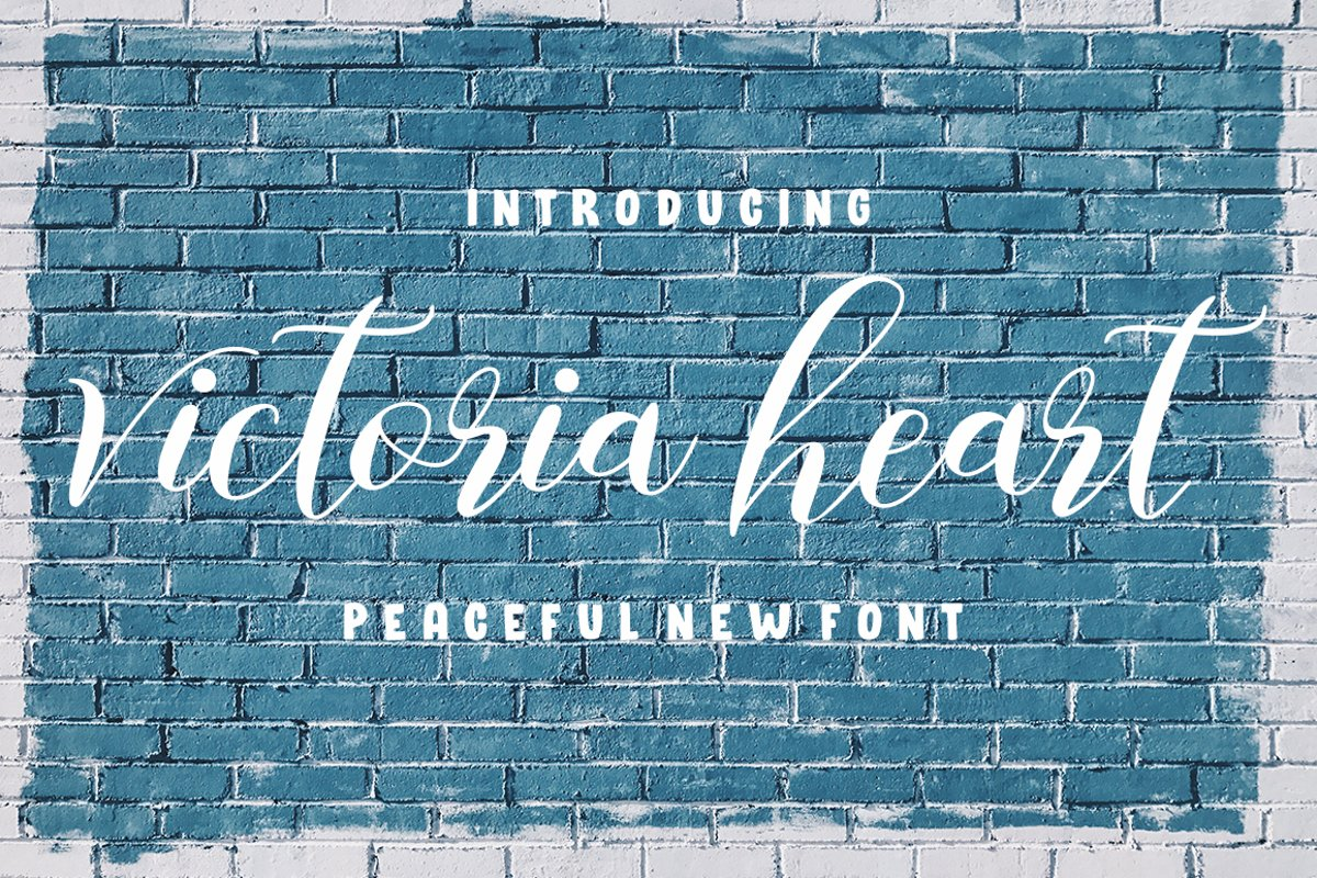 Victoria Heart example image 1