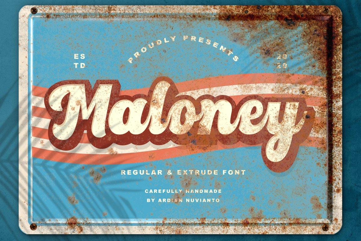 Maloney example image 1