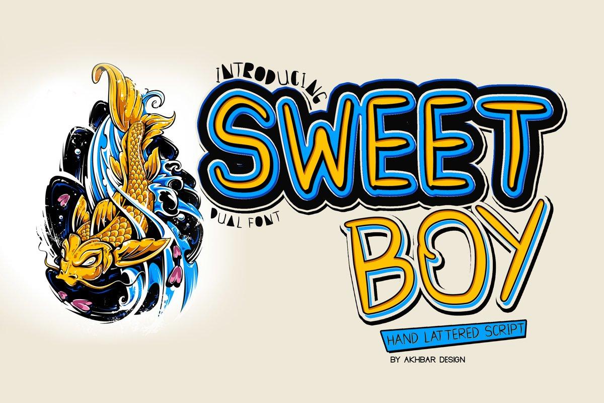 Sweet Boy example image 1