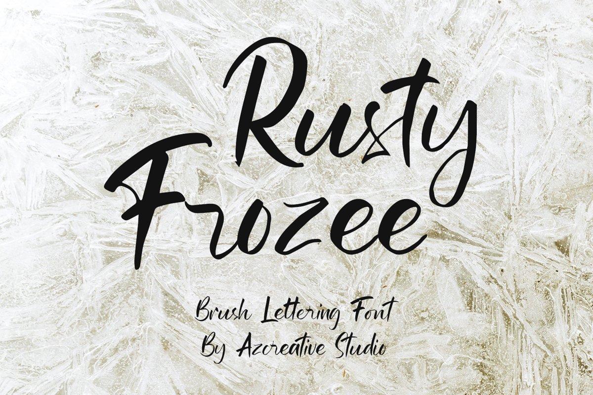 Rusty Frozee example image 1