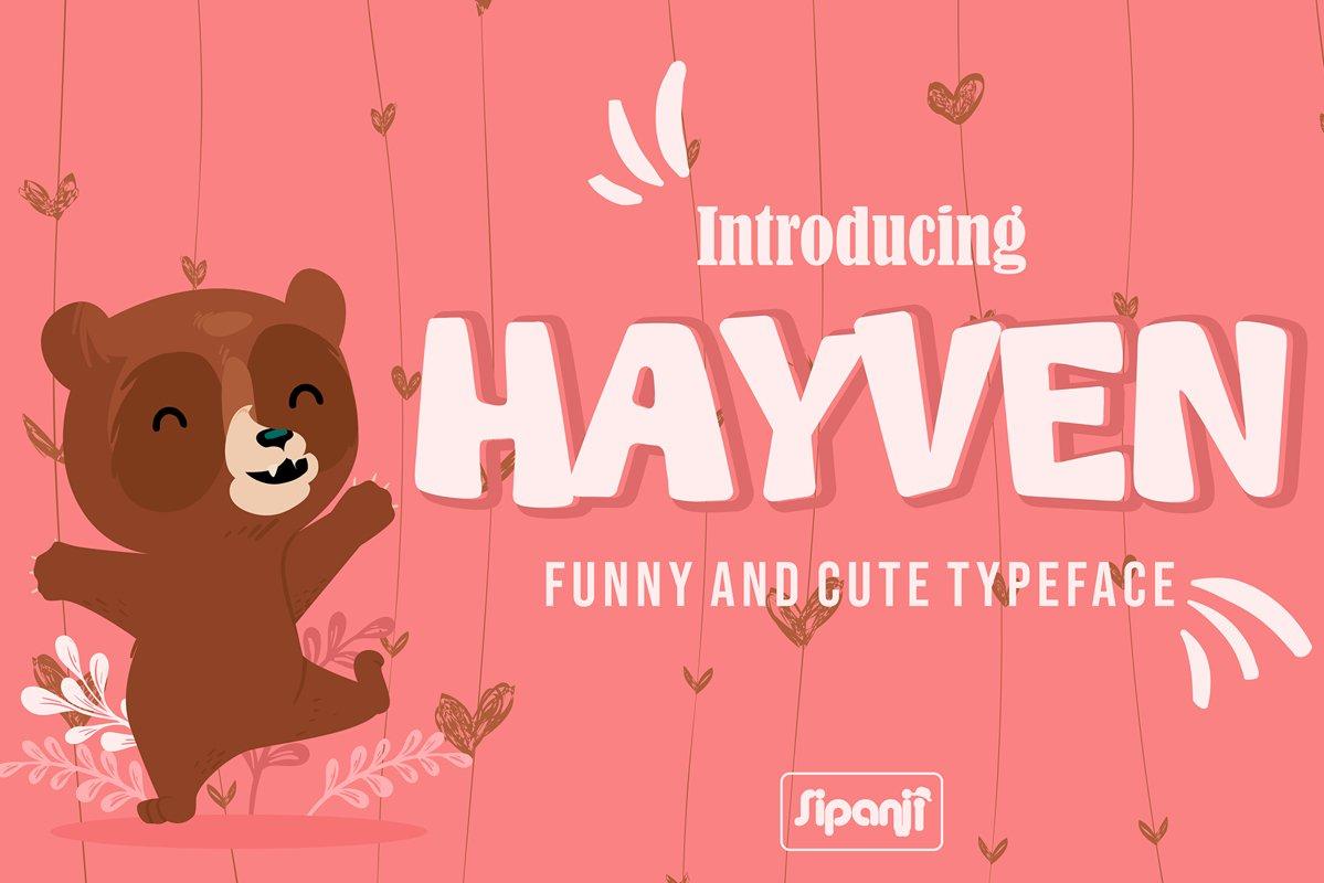 Hayven example image 1