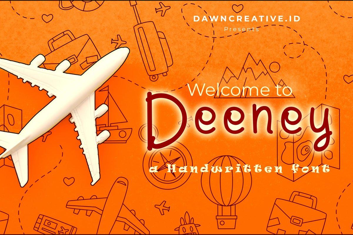 Deeney example image 1