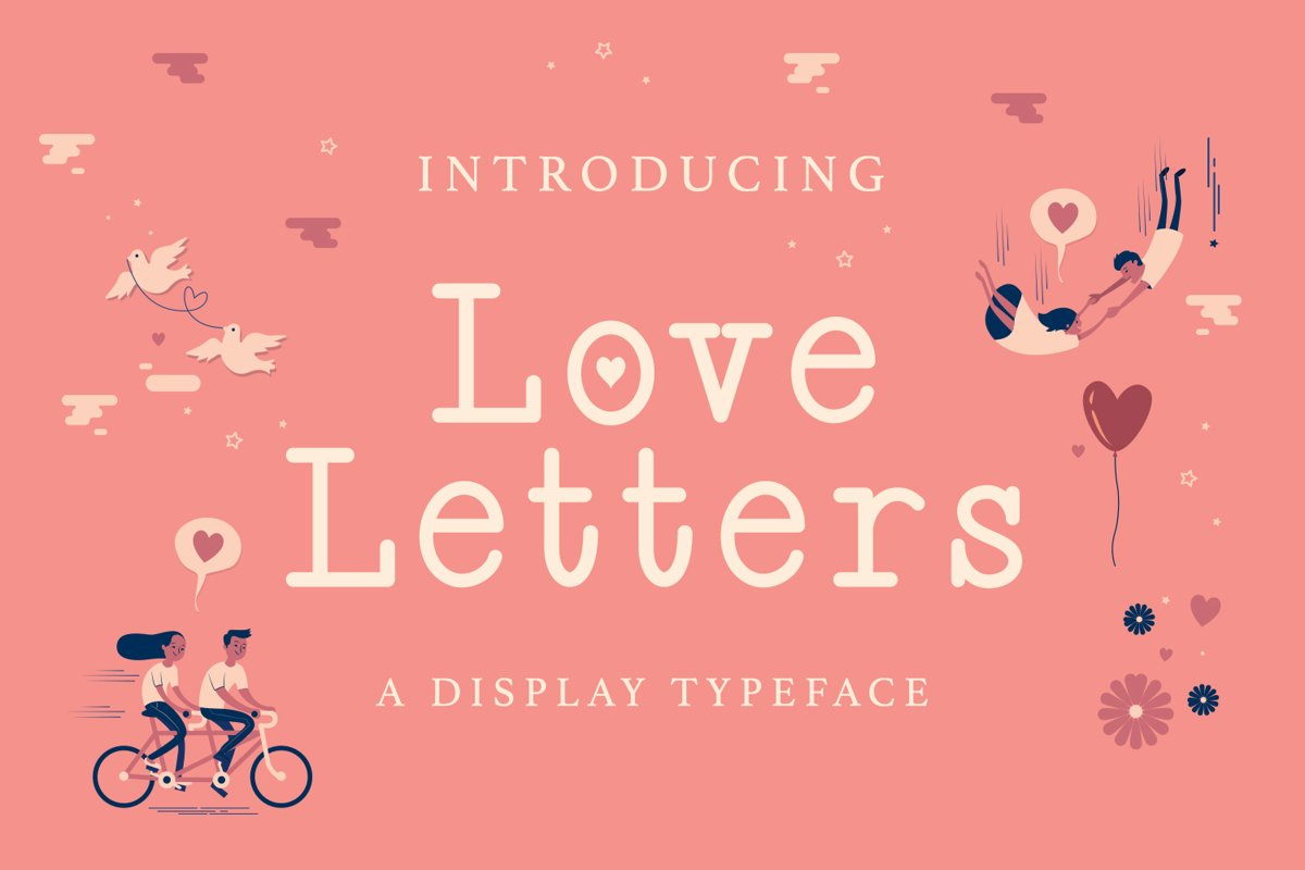 Love Letters example image 1