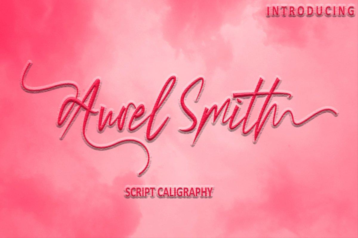 Aurel Smith example image 1