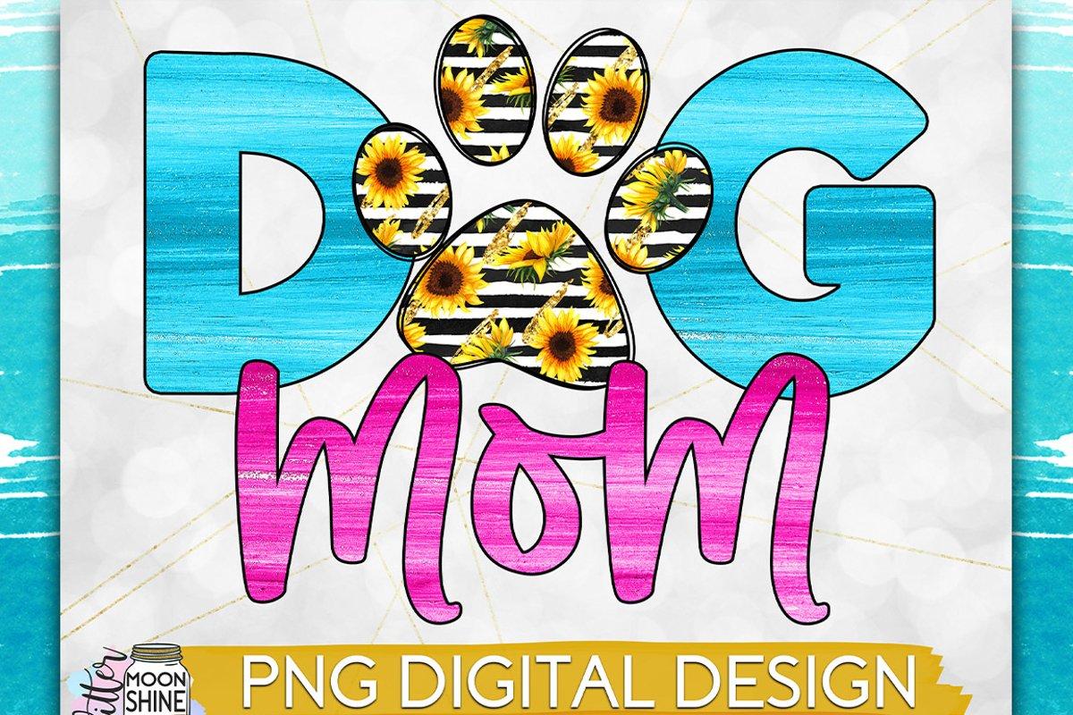 Dog Mom Sunflower Png Sublimation Design 751595 Sublimation Design Bundles