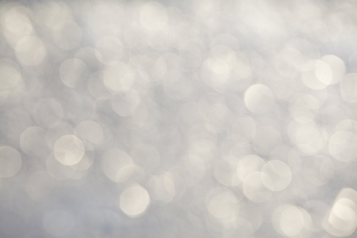 Festive abstract background, colorful bokeh example image 1