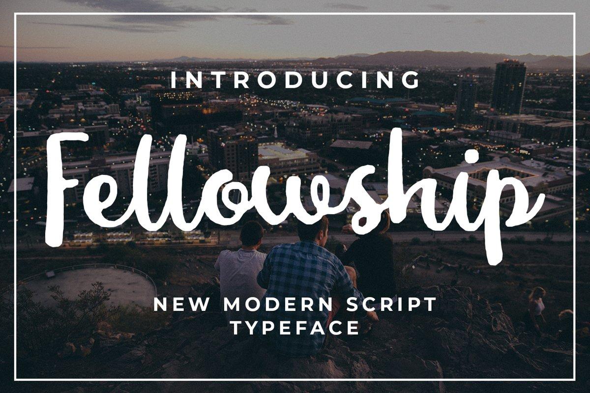 Fellowship example image 1