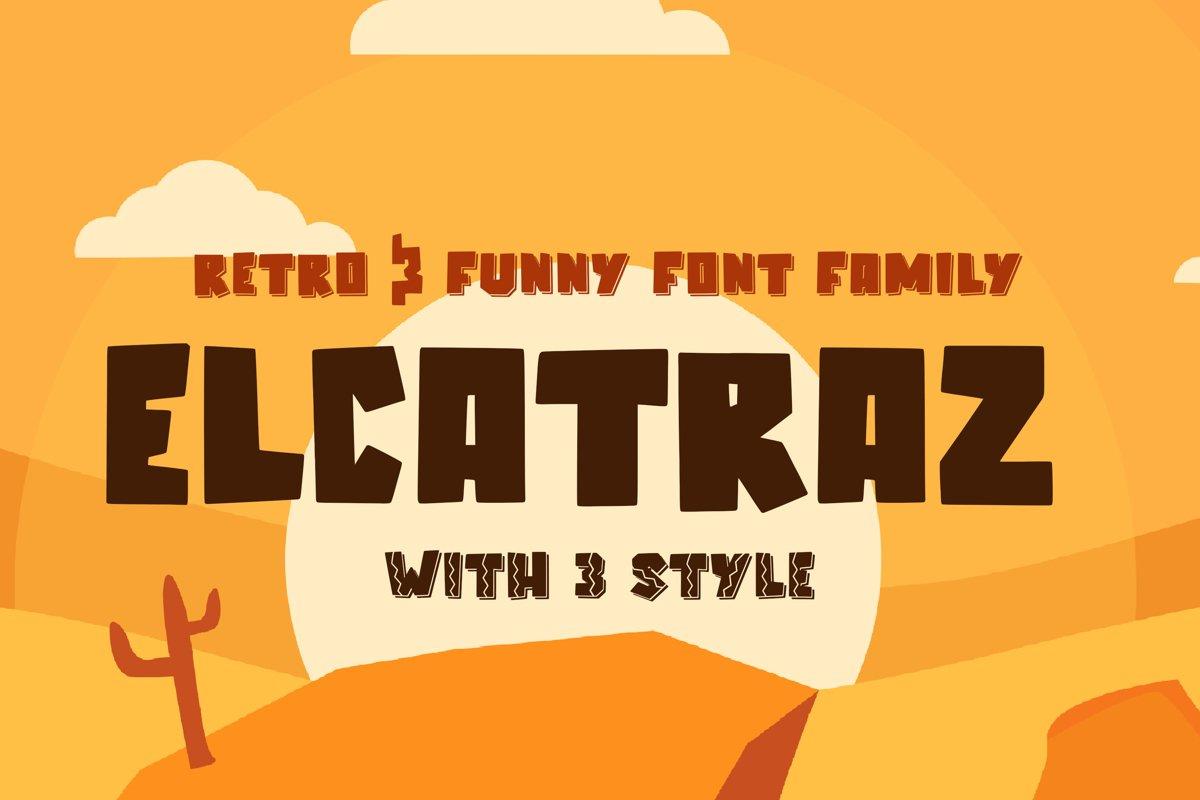 Elcatraz example image 1