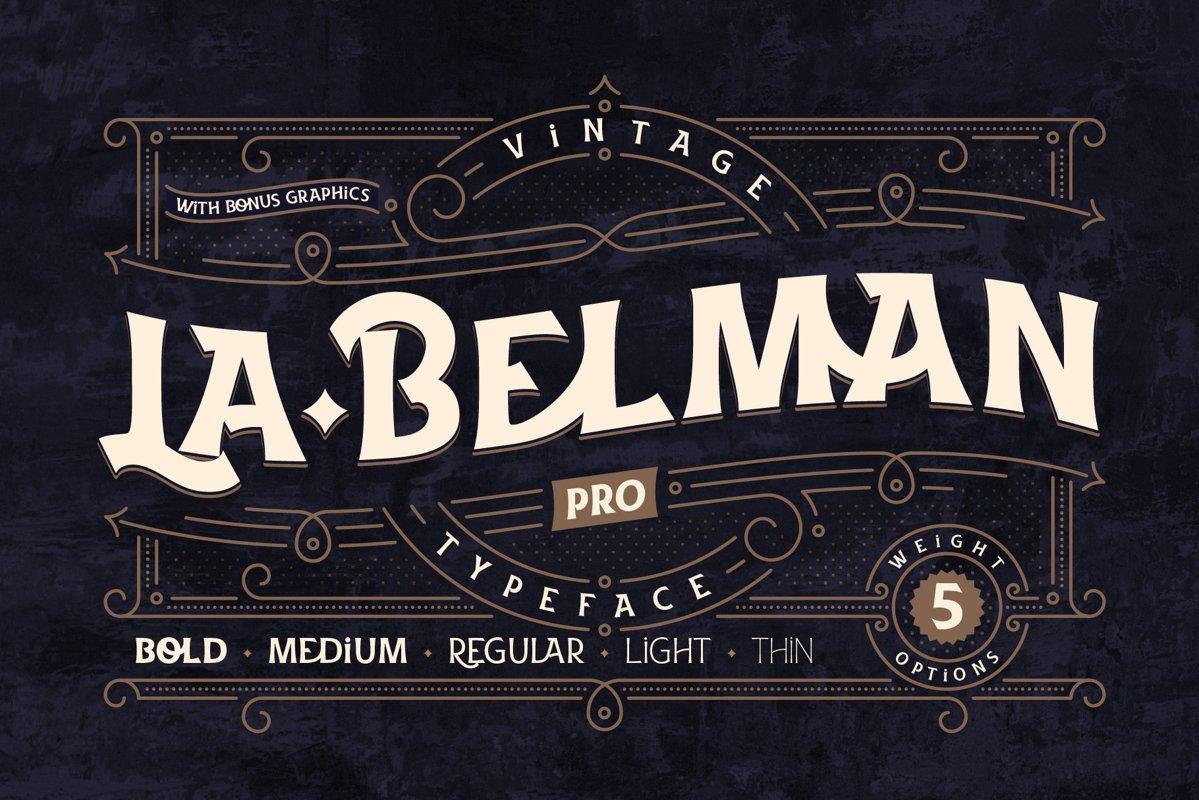 La Belman Pro example image 1