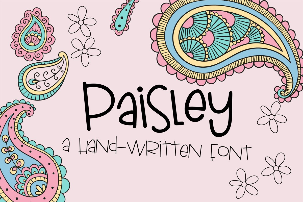 PN Paisley example image 1