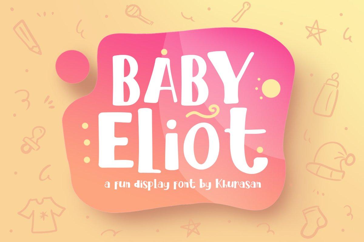 Baby Eliot example image 1