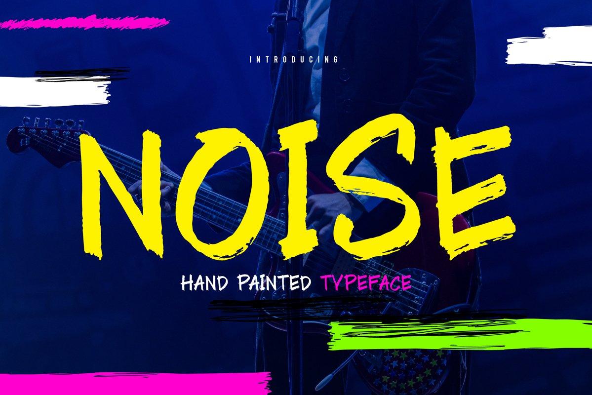 Noise example image 1