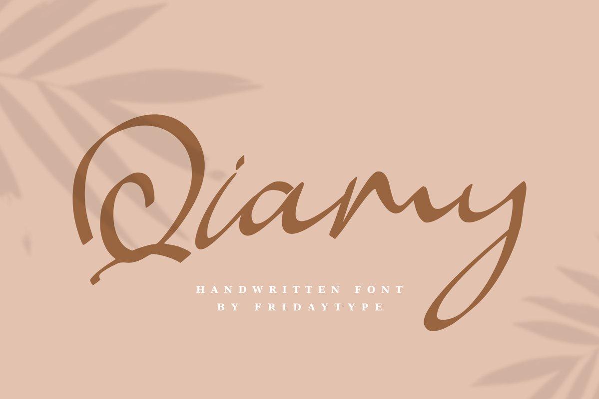 Qiamy example image 1
