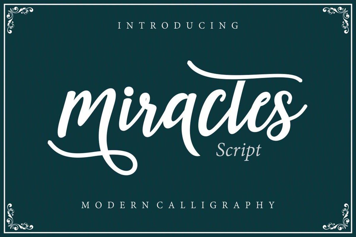 Miractes script example image 1
