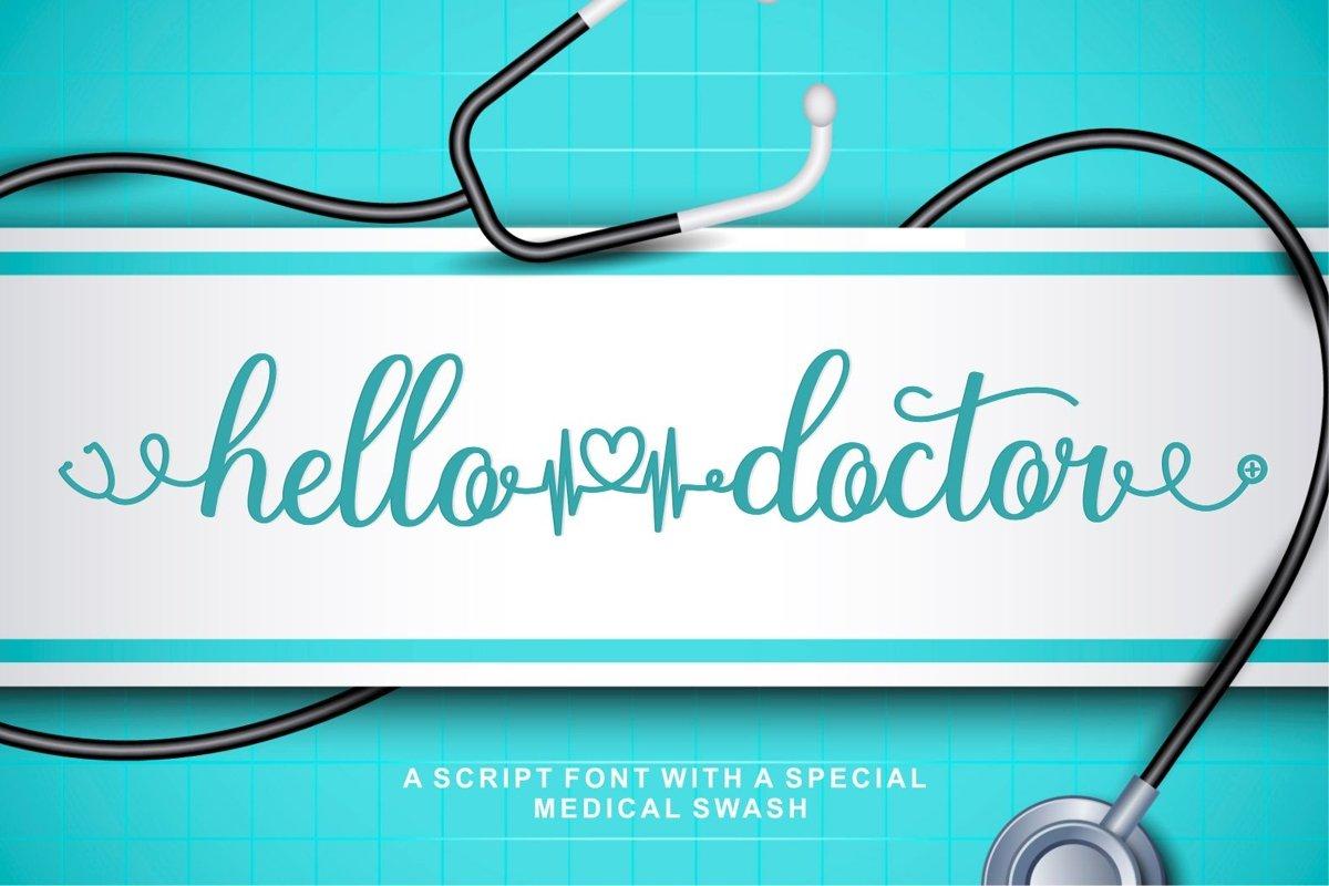 Hello Doctor example image 1