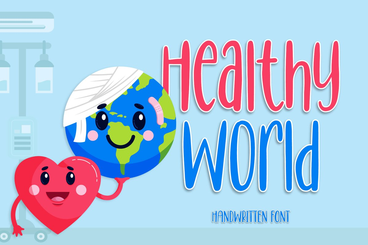 Healthy World example image 1