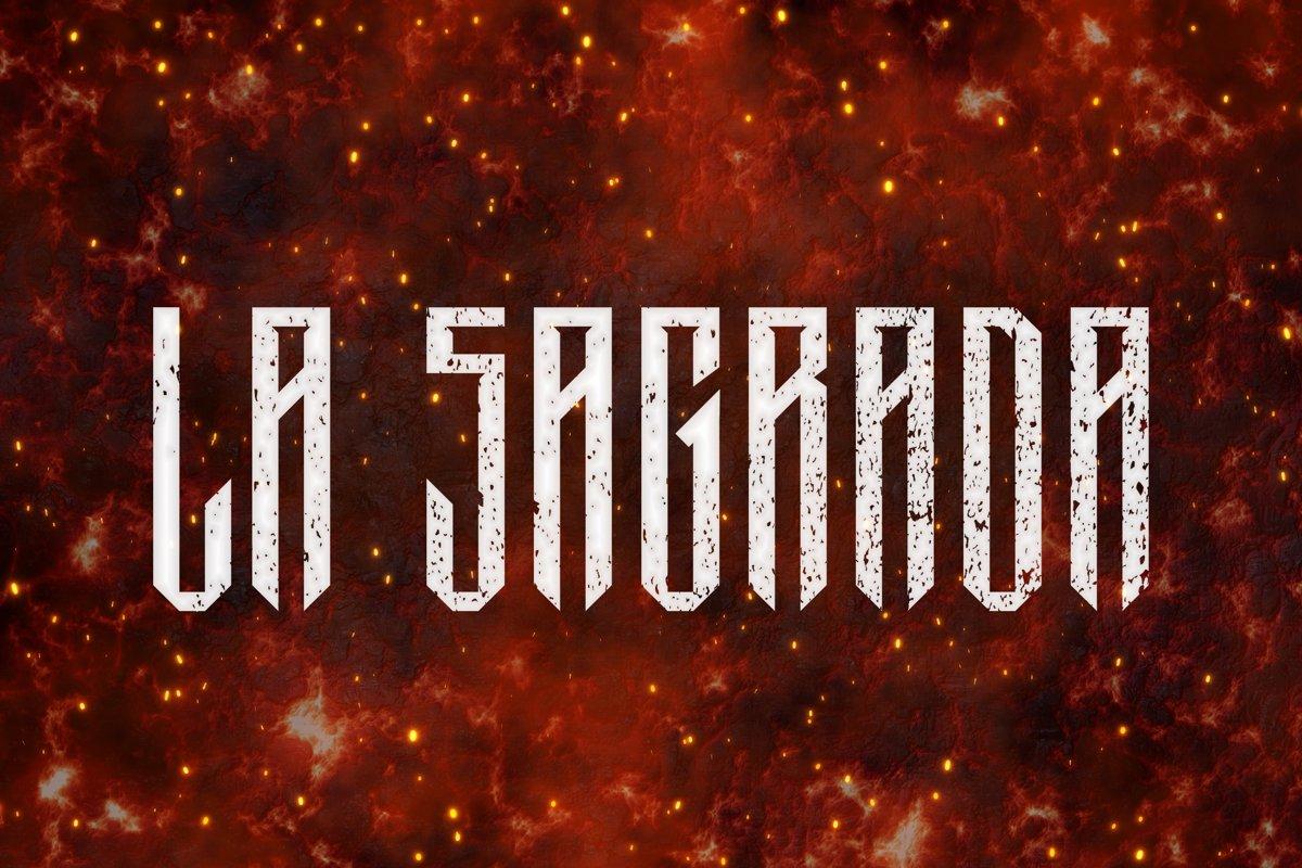 La Sagrada Font example image 1