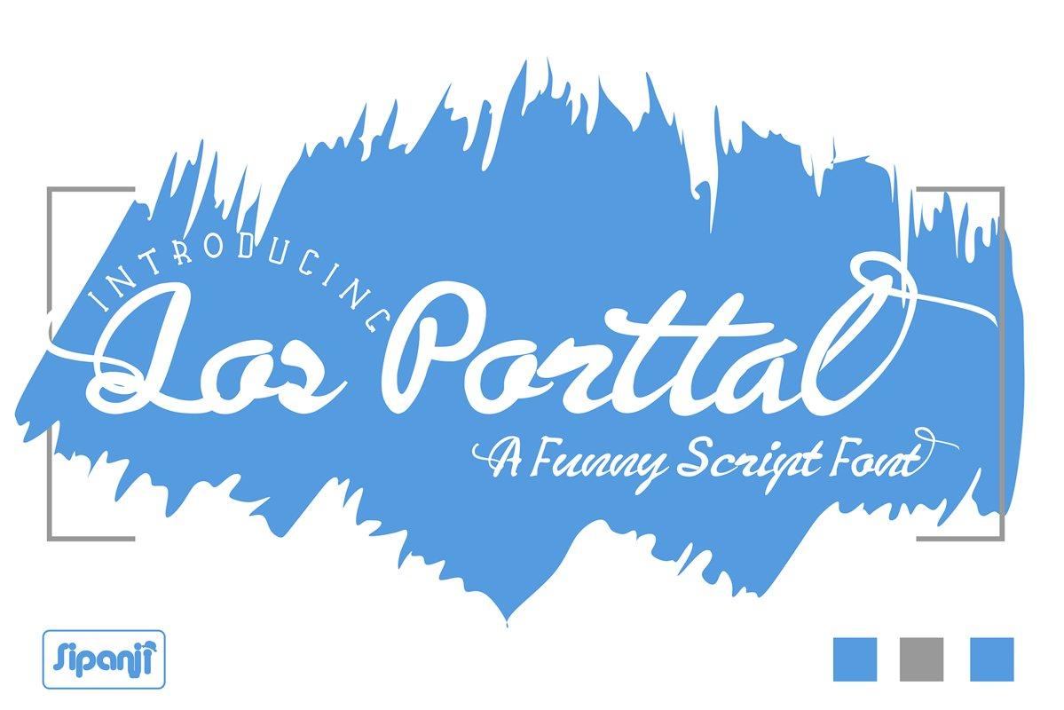 Los Porttal example image 1