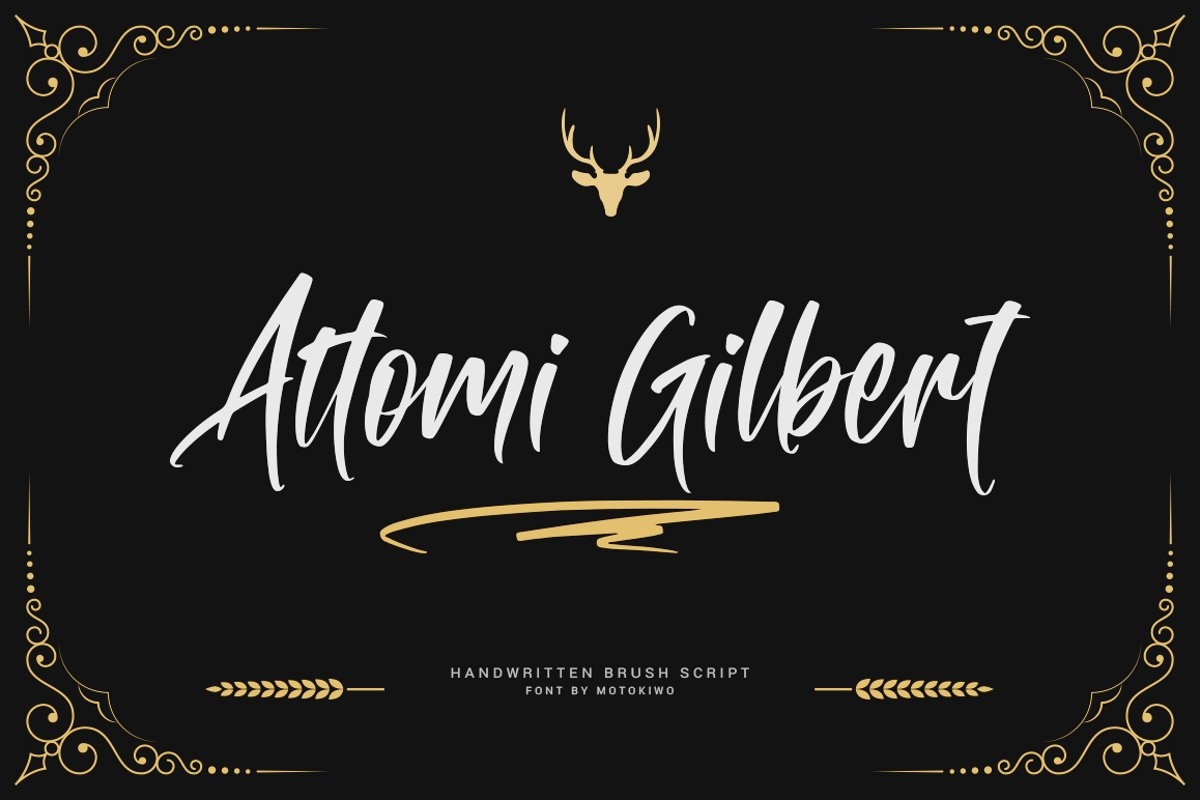 Attomi Gilbert example image 1