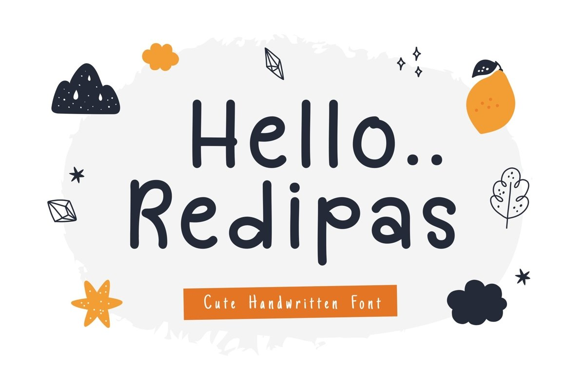 Redipas Font example image 1