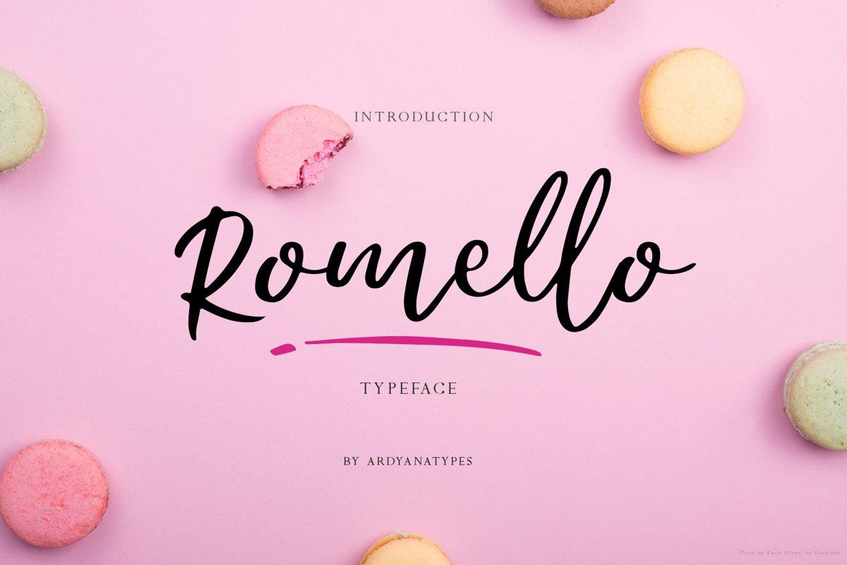 Romello example image 1