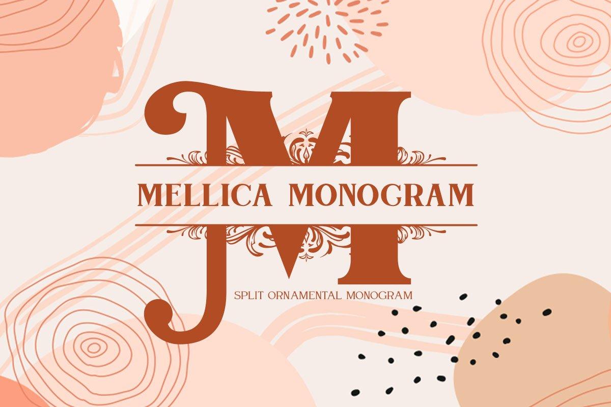 Mellica Monogram example image 1