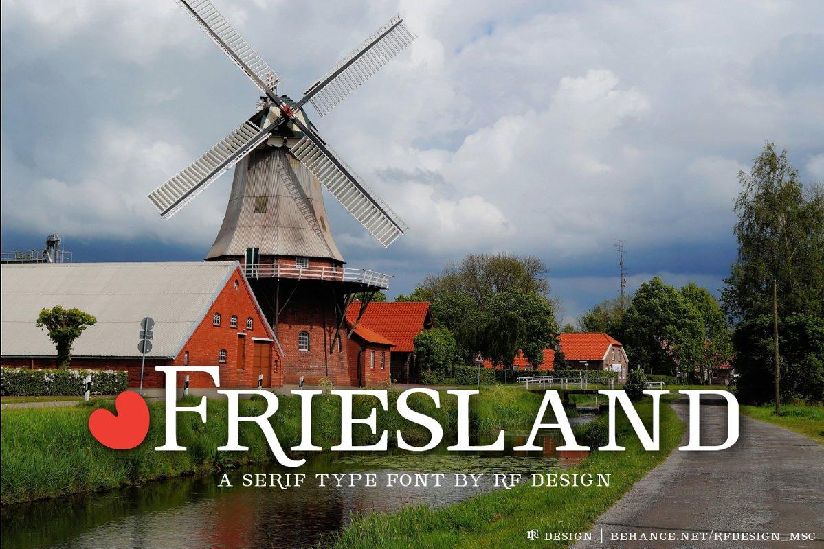 Friesland example image 1
