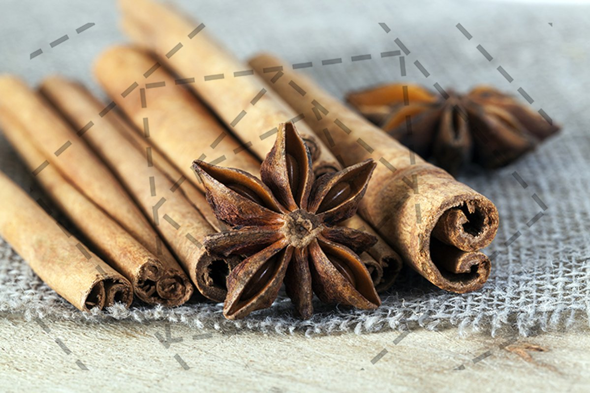 spices on flax example image 1