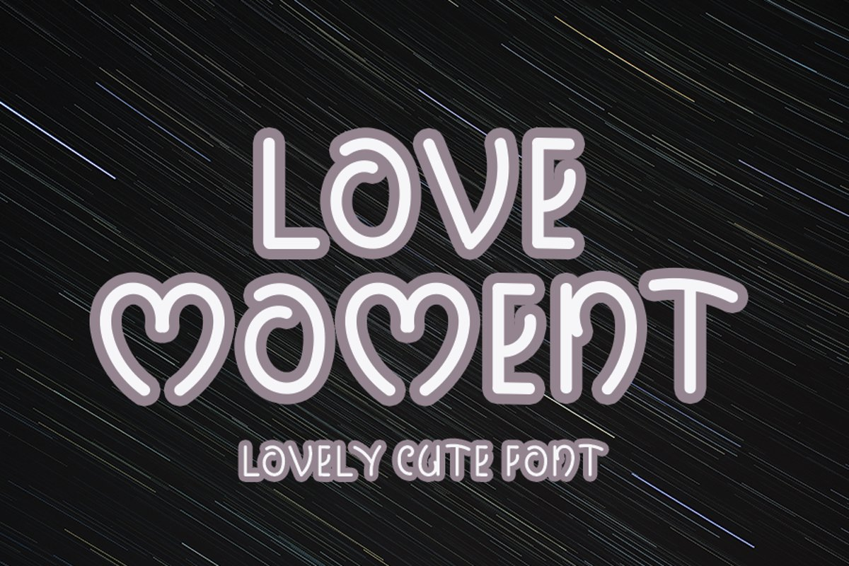 Love Moment example image 1