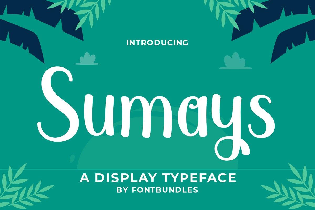 Sumays example image 1