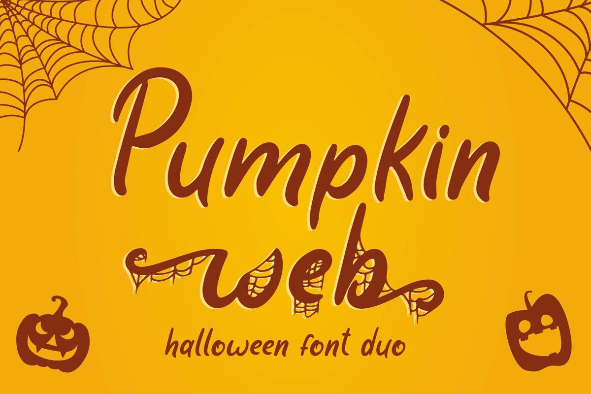 Pumpkin Web example image 1