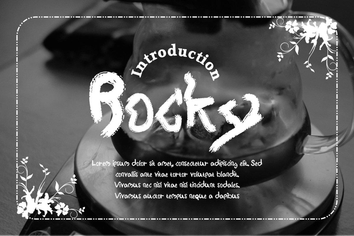 Rocky example image 1